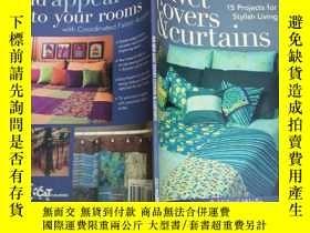 二手書博民逛書店Oh罕見Sew Easy Duvet Covers & Curtains: 15 Projects for Sty