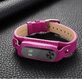 [24hr-現貨快出] 皮 小米手環 2代 二代 運動手環 替換帶 腕帶 手環 錶帶 棕/紅/白/黑 8色可選