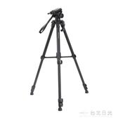 相機支架貝陽K9500佳能相機手機三腳架 攝影單反微單拍照支架三角架輕便攜  台北日光NMS