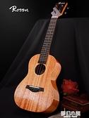 Rosen盧森單板尤克里里女生款男初學者兒童小吉他烏克麗麗ukulele 夢幻小鎮