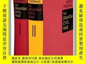 二手書博民逛書店The罕見Spanish Civil War(預訂)Y25918