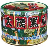 大茂黑瓜(鐵罐裝) 170g