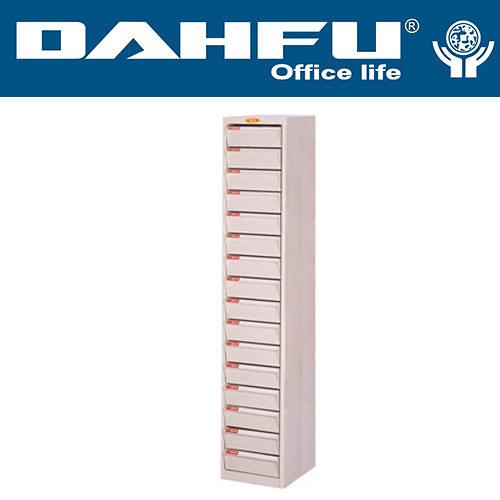 DAHFU 大富  SY-A4-L-432NG   落地型效率櫃-W282xD330xH1500(mm) / 個