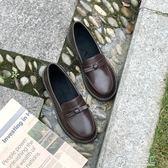 日系學院鞋新款春英倫風軟妹單鞋ins森系小女日系復古學生韓版百搭 電購3C