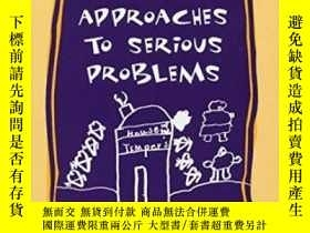 二手書博民逛書店Playful罕見Approaches To Serious ProblemsY364682 David Ep