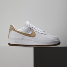 Nike Air Force 1 07 LV8 Rhubarb 男女 奶茶色 低筒 經典 休閒鞋 CZ0338-101