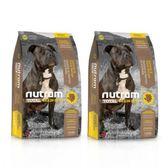 Nutram 紐頓 T25無穀潔牙犬 鮭魚配方 犬糧 2.72kg X 2包