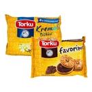 土耳其 Torku 托喀 奶油風味/巧克力 夾心餅乾(244g) 款式可選【小三美日】