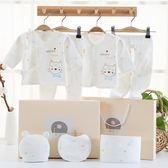 春季母嬰店孕嬰用品大全新生兒禮盒嬰兒衣服大禮包嬰幼兒全棉寶寶