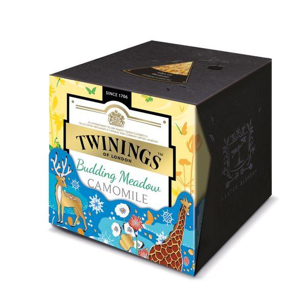 唐寧茶【Twinings】鉑金系列 晨光草原甘菊花茶(1.5gx15入茶包)_2018 限定版