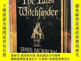二手書博民逛書店The罕見Last Witchfinder (Internati