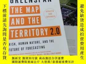 二手書博民逛書店The罕見Map and the Territory 2.0 R