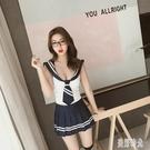 情趣內衣性感學生裝水手服短裙女主播制服極度誘惑夜店激情套裝 PA16334『美好时光』