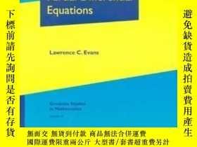 二手書博民逛書店Partial罕見Differential Equations-偏微分方程Y436638 L C Evans