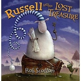 RUSSELL AND THE LOST TREASURE《小羊羅素尋寶記》