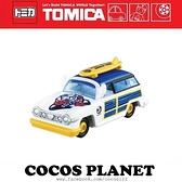 TOMICA 多美小汽車 迪士尼 夢幻車 環遊世界系列 唐老鴨旅行車 小汽車 COCOS TO175
