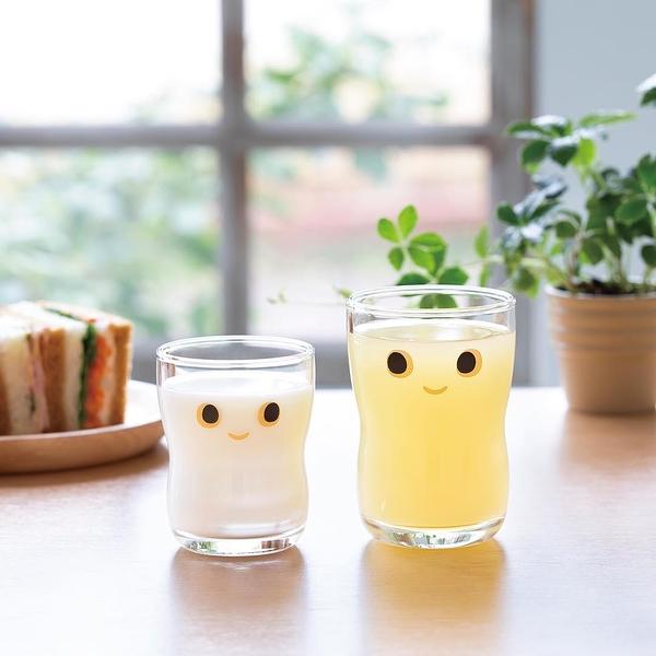日本ADERIA NICO 大眼娃娃造形杯M-185ml