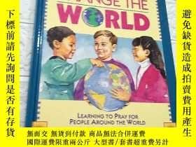 二手書博民逛書店YOU罕見CAN CHANGE THE WORLD(詳情看圖,品看圖)Y238862 JILL JOHNSTO