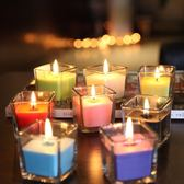 週年慶優惠兩天-玻璃杯香薰蠟燭酒店會所制造浪漫生日婚禮除煙味玻璃杯蠟燭