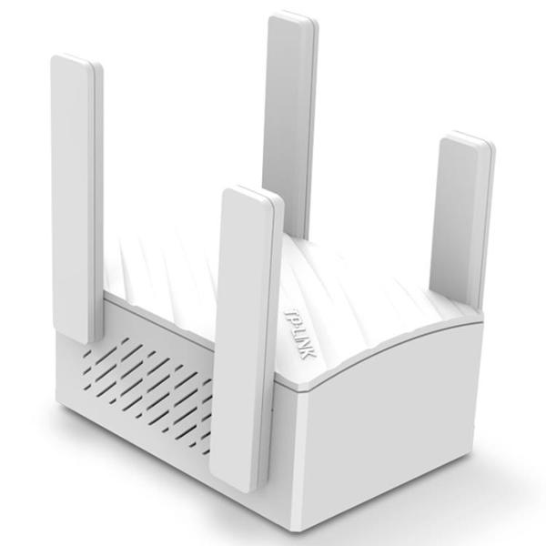 WiFi 接收器【5G高速擴展】TP-LINK信號放大器WiFi增強器家用無線網絡中 DF  交換禮物