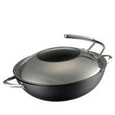 HOLA MASTER大廚鐵炒鍋36cm