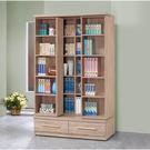 【森可家居】莎曼北原橡木活動書櫃 8SB242-1 木紋質感 開放書櫥 無印北歐風 MIT台灣製造