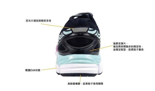 台灣設計 361-SENSATION2 女鞋 年度必買鞋款 緩震好鞋
