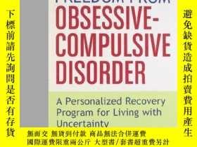 二手書博民逛書店Freedom罕見From Obsessive Compulsive DisorderY256260 Gray