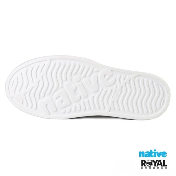 Native Jefferson 白色 輕量 洞洞 懶人鞋 男女款NO.B1692【新竹皇家 11100102-8910】