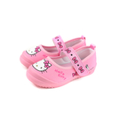 Hello Kitty 凱蒂貓 室內鞋 娃娃鞋 粉紅色 中童 童鞋 719852 no802