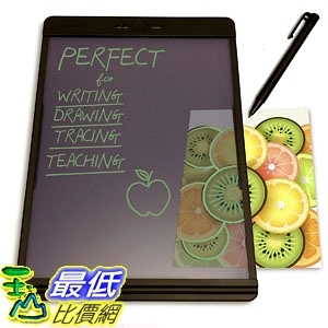 [7美國直購] 電子塗鴉板 手寫板 Boogie Board Blackboard Writing Tablet LCD Drawing Pad and Electronic