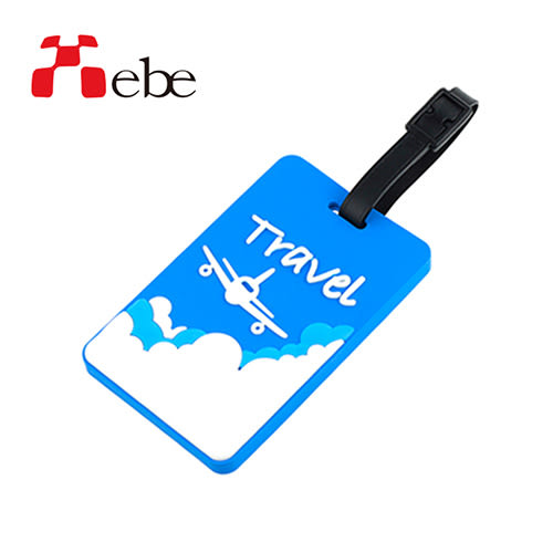 Xebe集比 出國旅行 藍天白雲造型文創設計 行李吊牌