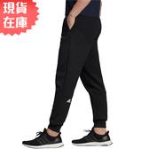 【現貨】ADIDAS Must Haves Tapered 男裝 長褲 慢跑 休閒 縮口 黑【運動世界】EB5270