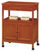 【南洋風休閒傢俱】 櫃系列-實木單抽雙門收納櫃櫥櫃置物櫃餐櫃碗碟櫃CY 265