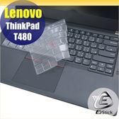 【Ezstick】Lenovo T480 奈米銀抗菌TPU 鍵盤保護膜 鍵盤膜