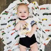 薄薄嬰兒包巾包被防驚跳襁褓兒童浴巾棉質新生兒用品軟