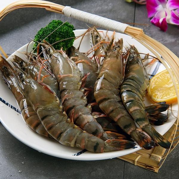 冷凍草蝦 280g±5% 14尾 海草蝦 冷凍海鮮