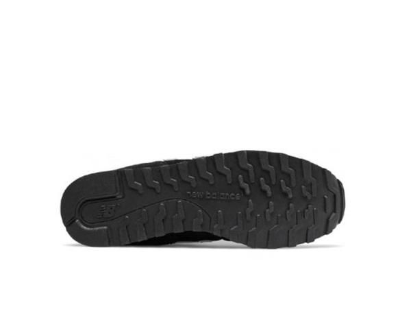 New Balance 女款黑色玫瑰金LOGO休閒鞋-NO.WL373JLA