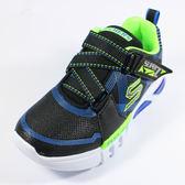[陽光樂活](A9) SKECHERS 男童系列 燈鞋 運動鞋 FLEX GLOW - 90543LBBLM 藍