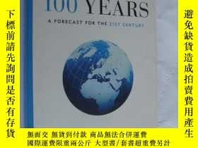 二手書博民逛書店The罕見Next 100 Years:A Forecast f