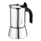 【Bialetti不鏽鋼】維納斯摩卡壺-4杯份(贈Bialetti專用罐裝咖啡粉)