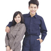 【9390A】純棉加厚水洗工作衫 <108 X 56 斜紋布>