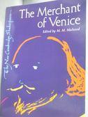 【書寶二手書T7/藝術_YGG】The Merchant of Venice_Shakespeare