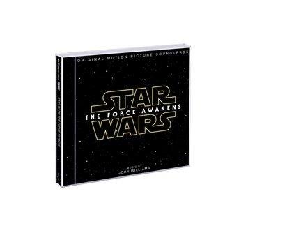 星際大戰 原力覺醒 電影原聲帶CD OST (購潮8) 050087335885