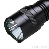 手電筒 SupFire神火L6強光手電筒超亮LED家用26650可充電戶外T6-L2遠射燈 艾家