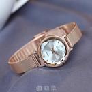 希歡ins風手錶女士款簡約氣質細帶小巧錶盤學生韓版時尚潮流 [現貨快出]