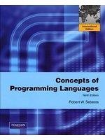 二手書博民逛書店 《Concepts of Programming Languages Intern》 R2Y ISBN:0132465582│RobertW.Sebesta
