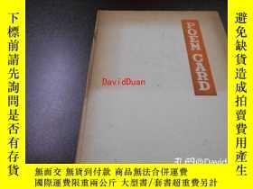 二手書博民逛書店英譯歌加留多罕見: Poem Card(The Hyakunin-isshu in English)by Ken