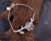 純銀飾品原創設計手工天然白水晶