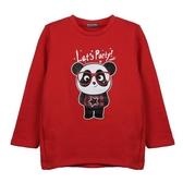 『小鱷魚童裝』可愛熊貓洋裝(02號~06號)532350